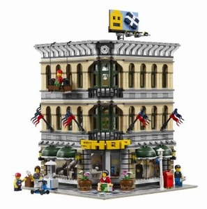 LEGO 10211 Exclusives Warenhuis