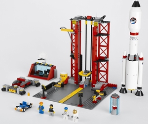 LEGO 3368 City Ruimtevaart Space Center