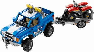 LEGO 5893 Offroad auto (3-in-1)