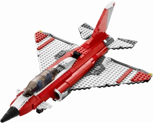LEGO 5892 Straaljager (3-in-1)