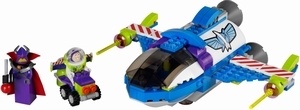 LEGO 7593 Star Command ruimteschip