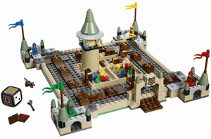 LEGO 3862 Harry Potter Zweinstein